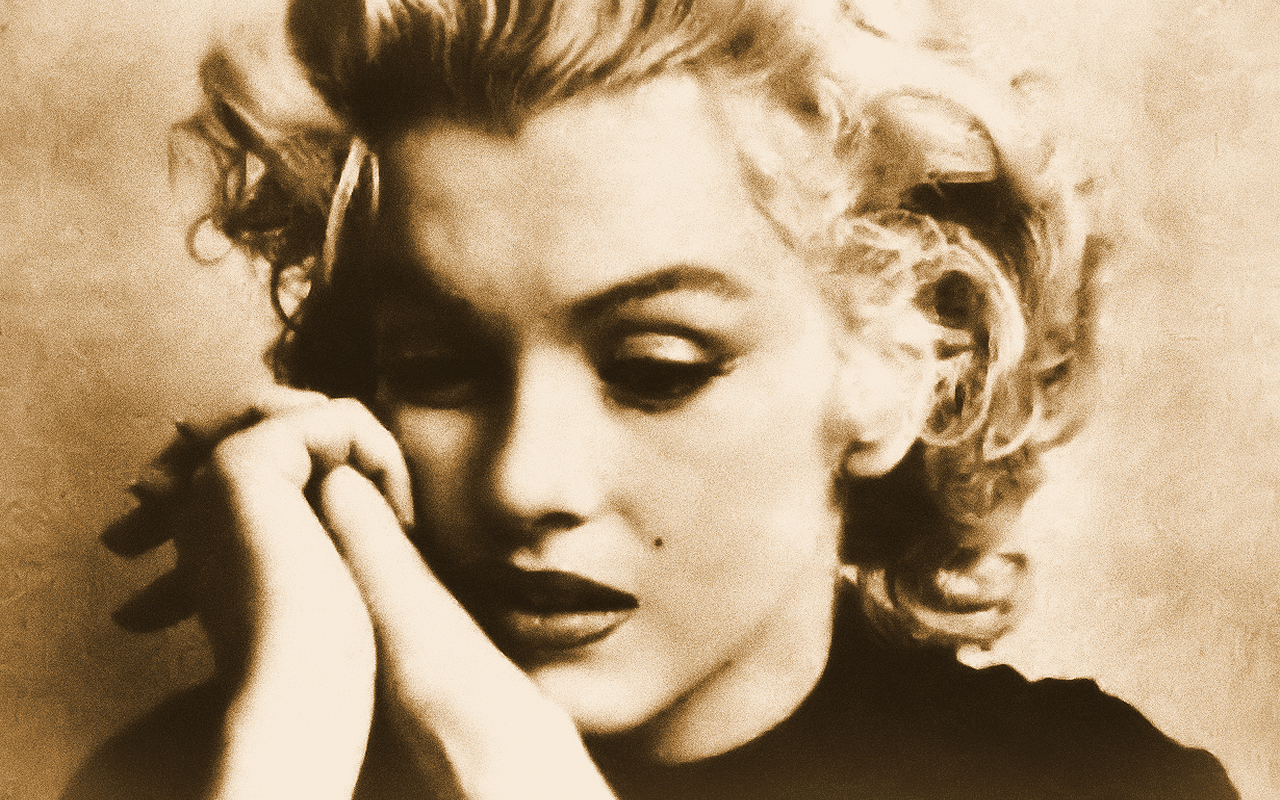 Marilyn Monroe Wallpaper 5 by Catsya Marilyn Monroe Wallpaper 5 by Catsya