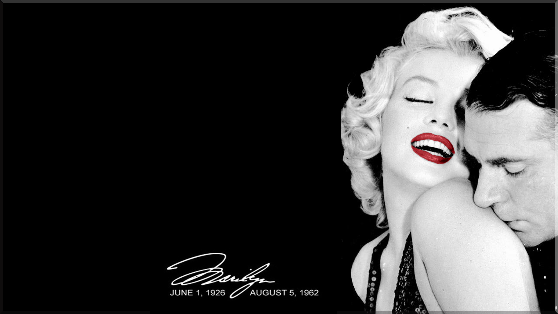 Marilyn Monroe Backgrounds For Twitter - Viewing Gallery