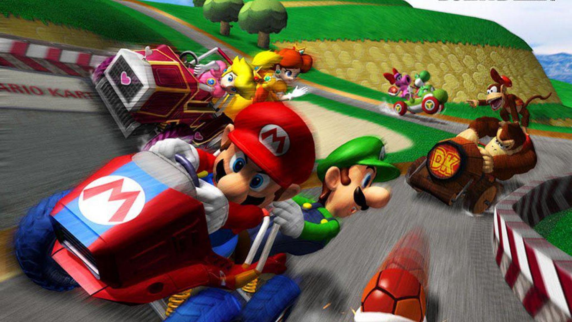 Mario Kart Picture Desktop