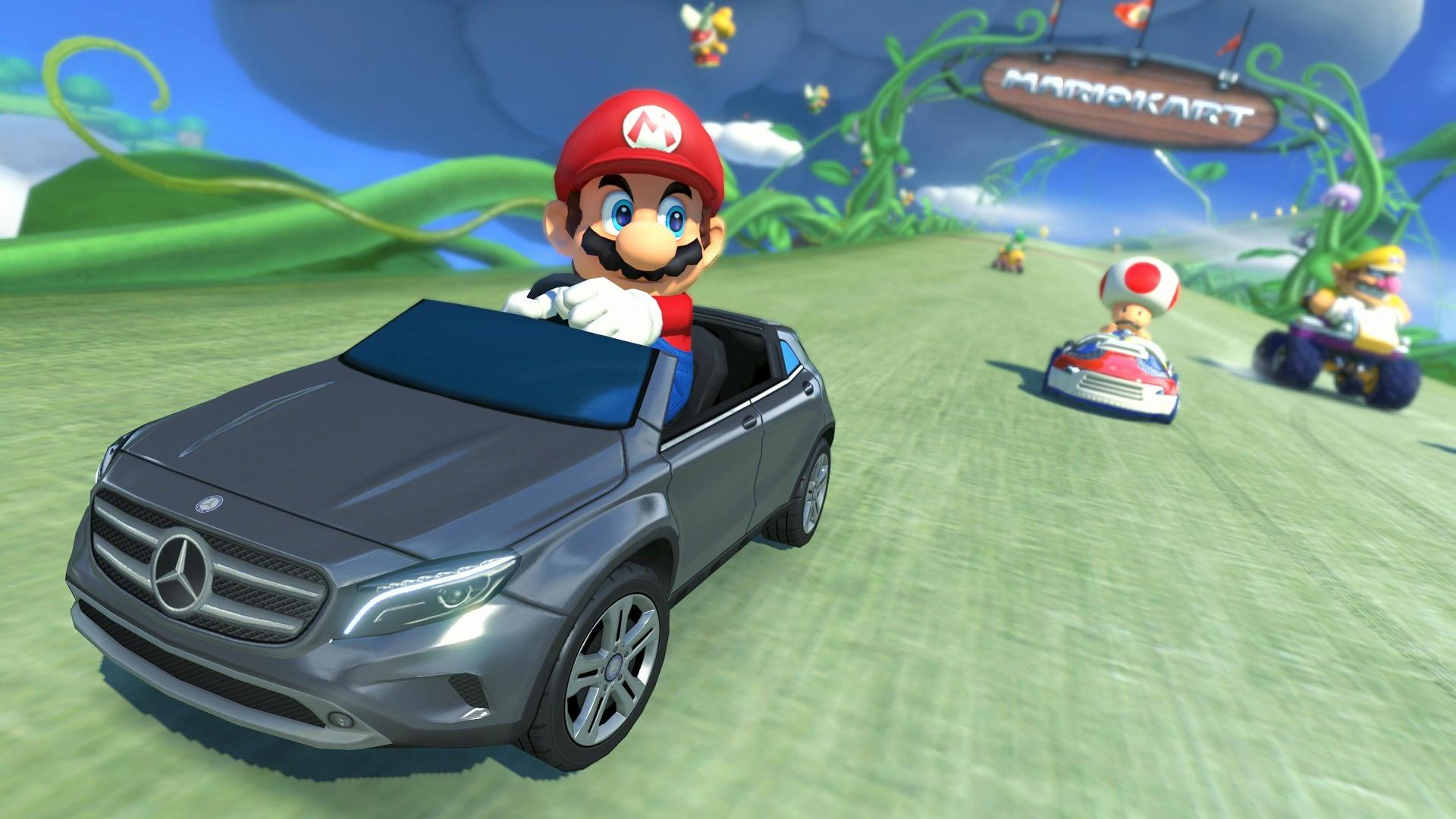 Although the inclusion of real vehicles in Mario Kart may seem incongruous, it shouldn't be too surprising —Nintendo has indicated a desire to expand IP ...