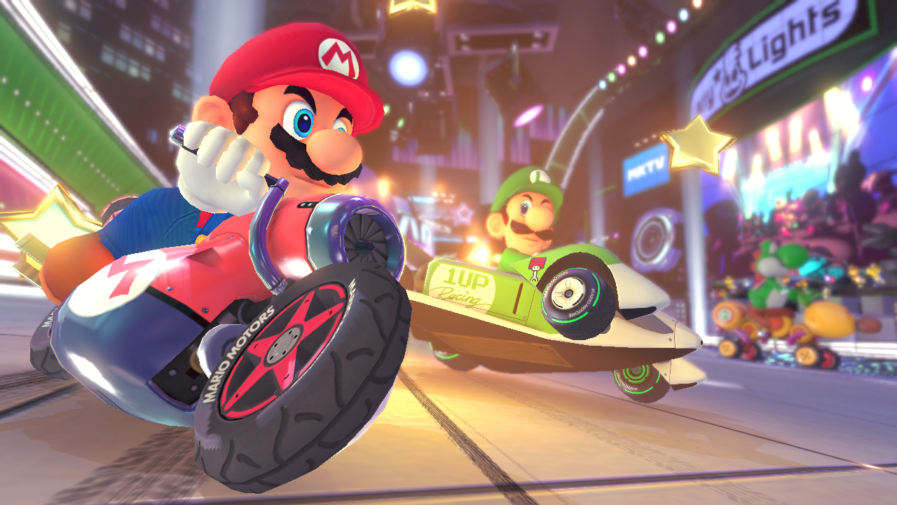 'Mario Kart 8' Review - Wii U's Golden Bullet