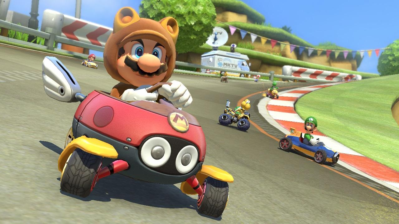 We'll update this story with more details as they're available, but which of this content are you most excited to try? Are you happy to see Mario Kart ...
