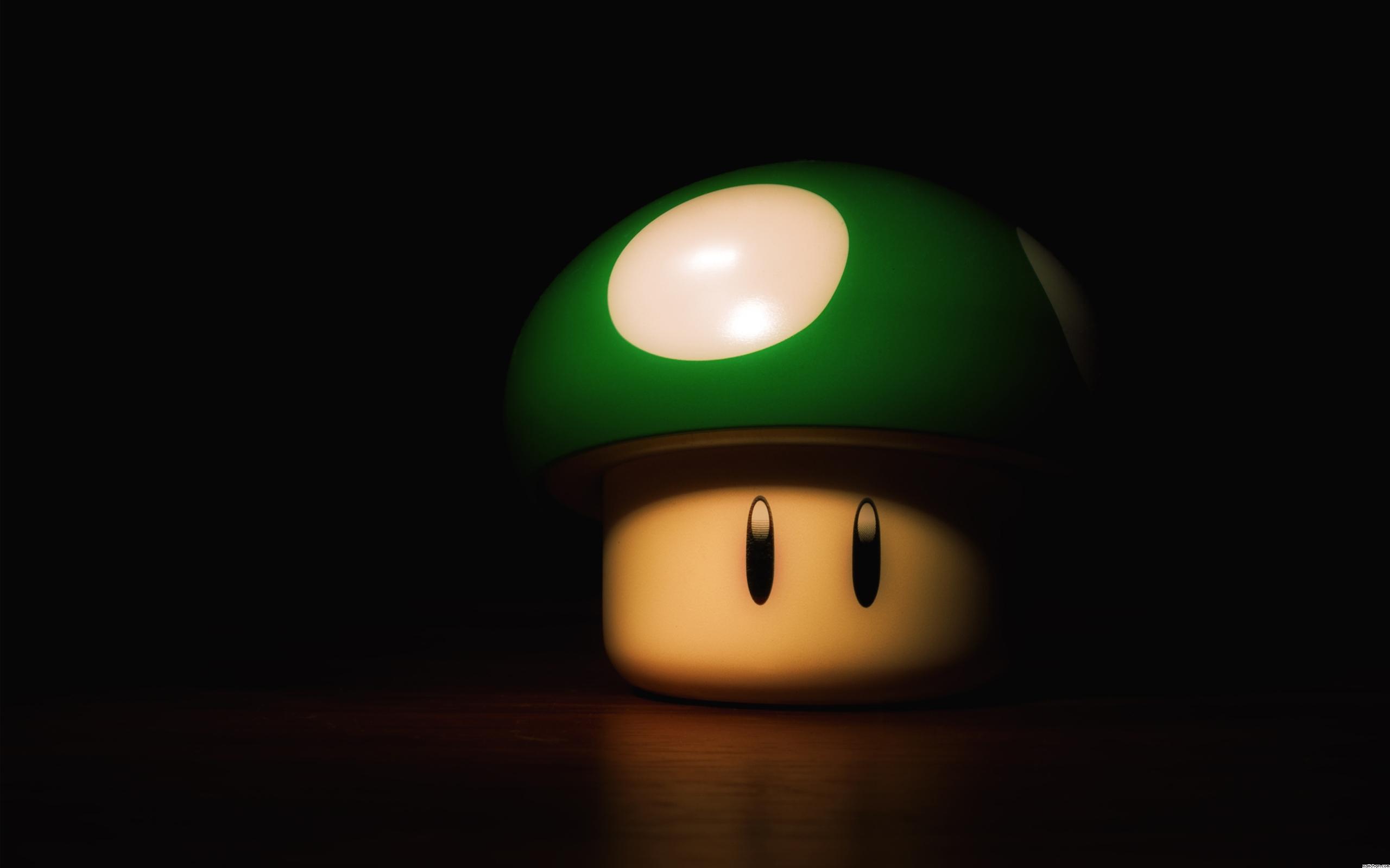 Mario Mushroom Wallpaper HD