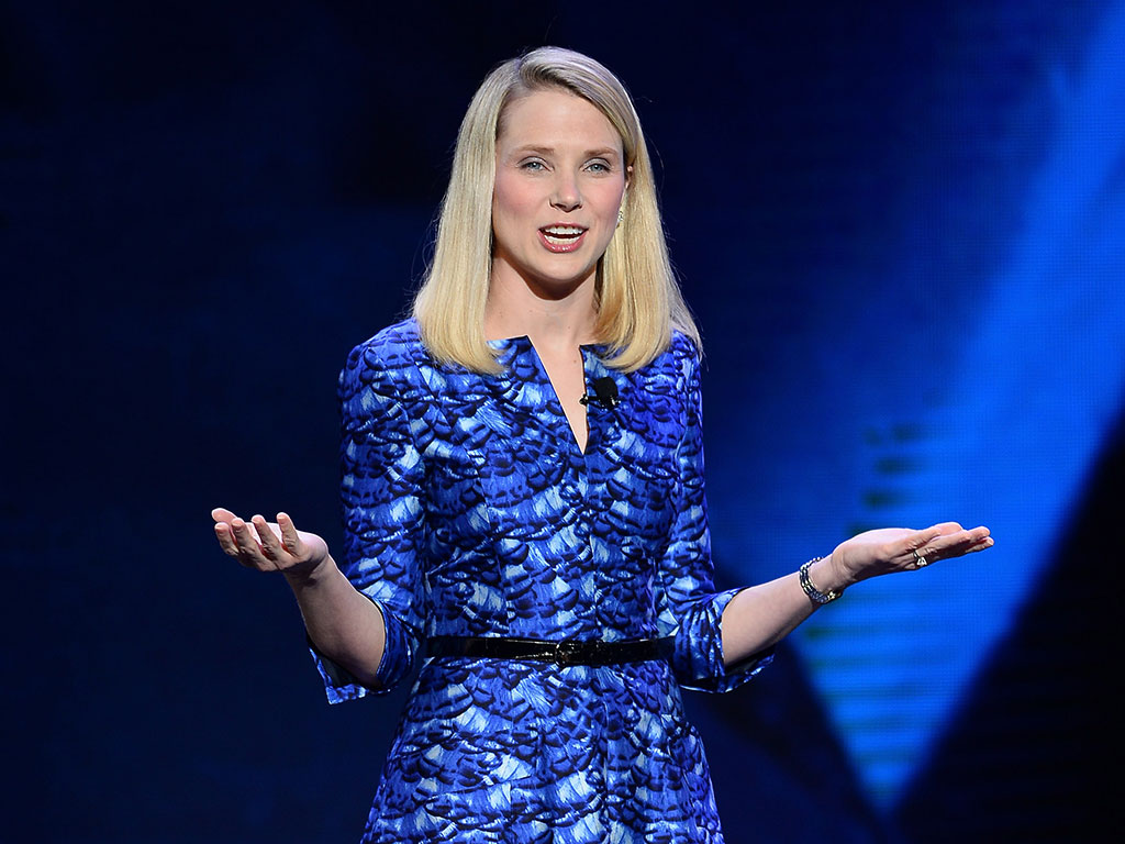 After disappointing ad business results, Yahoo's COO has been dismissed by Marissa Mayer after only