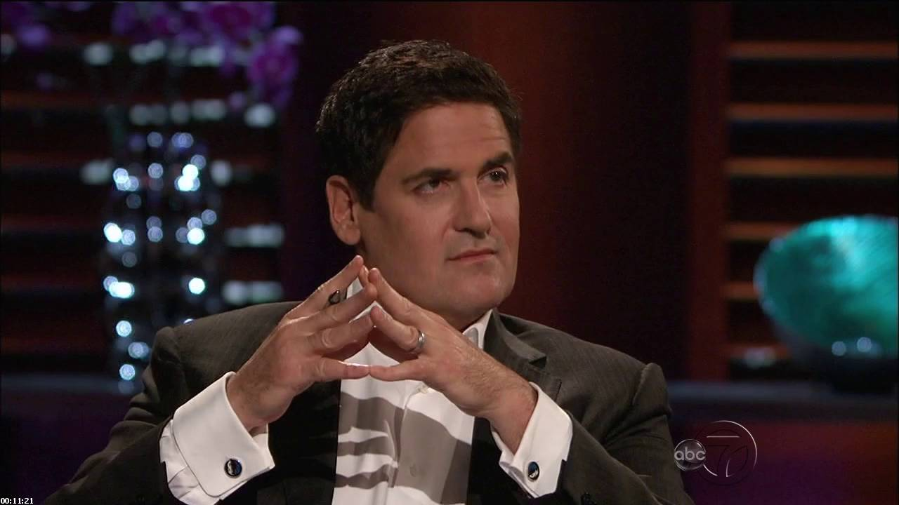 Mark Cuban ...