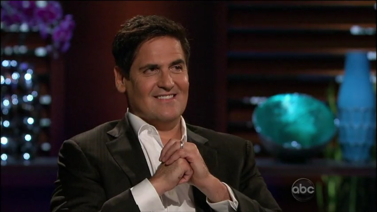 Mark Cuban and Paul Ryan are both fond of Ayn Rand (photo: josephohegy.com)