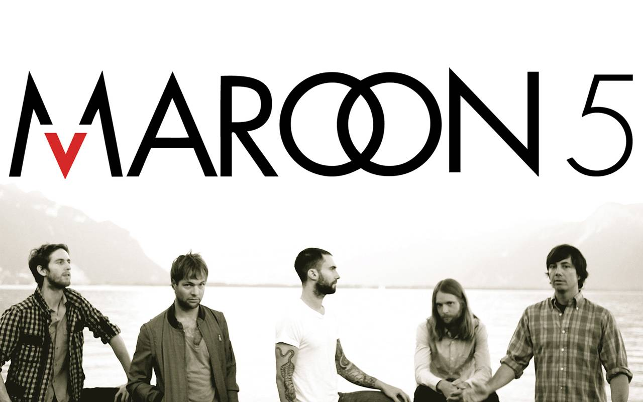 Maroon 5 Wallpaper