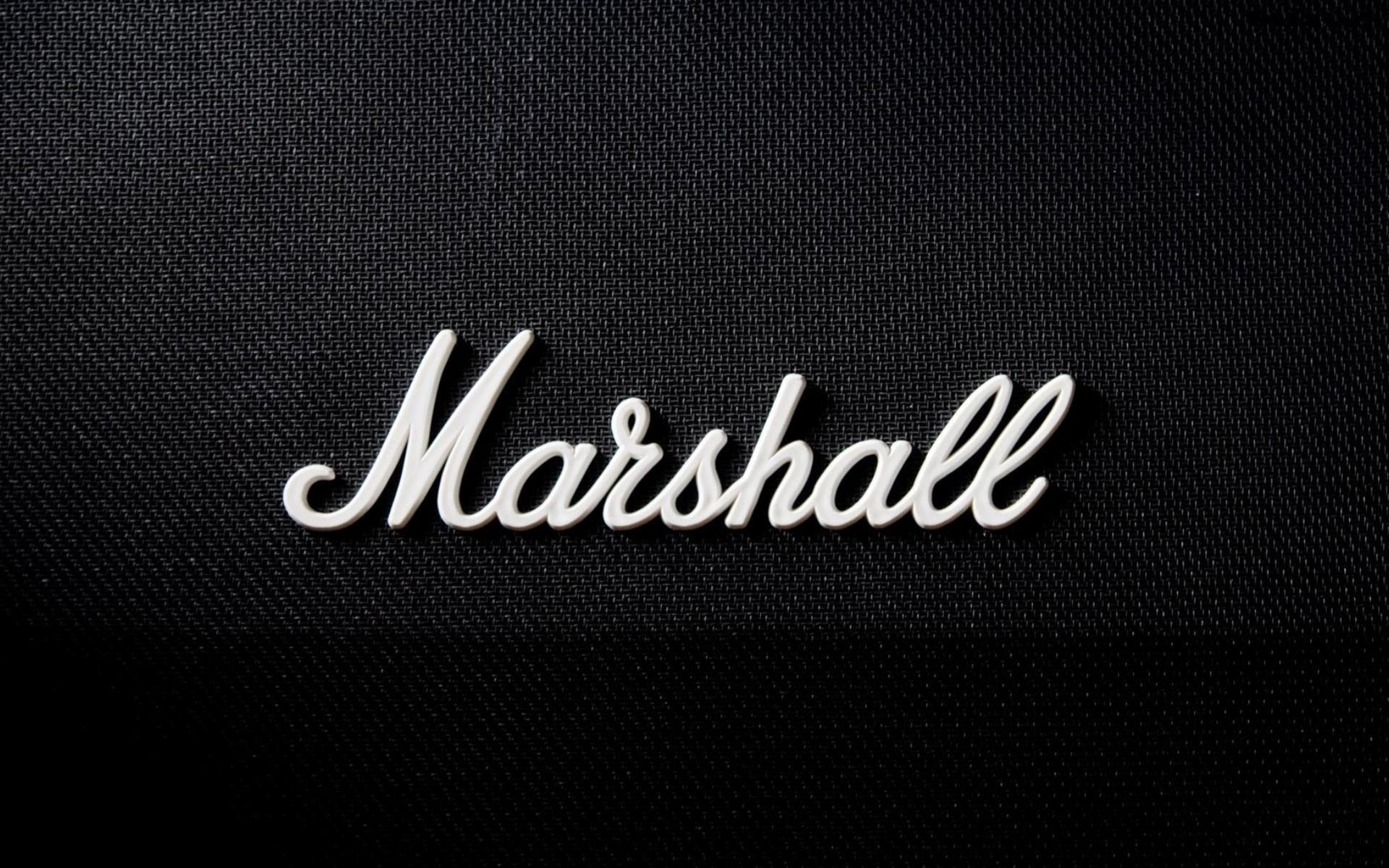 Marshall Logo Music