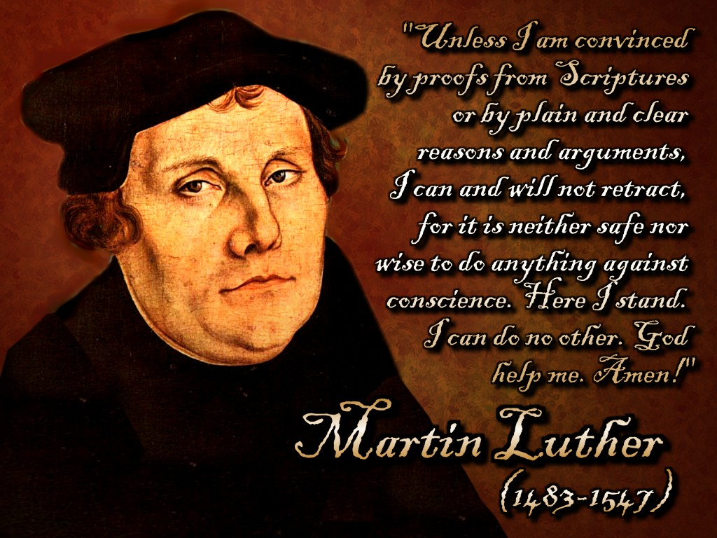 Quotes of Note: Martin Luther—Master Pastor, Part 9