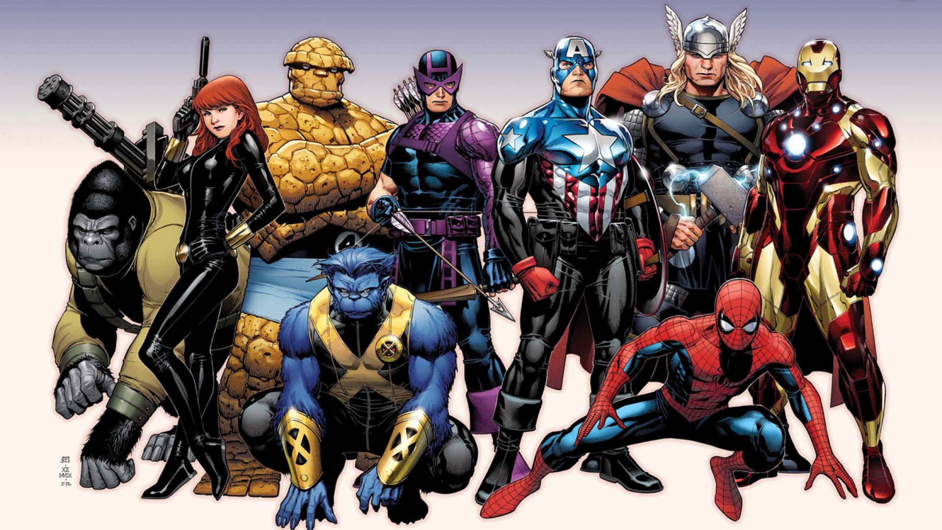 Marvel Wallpaper