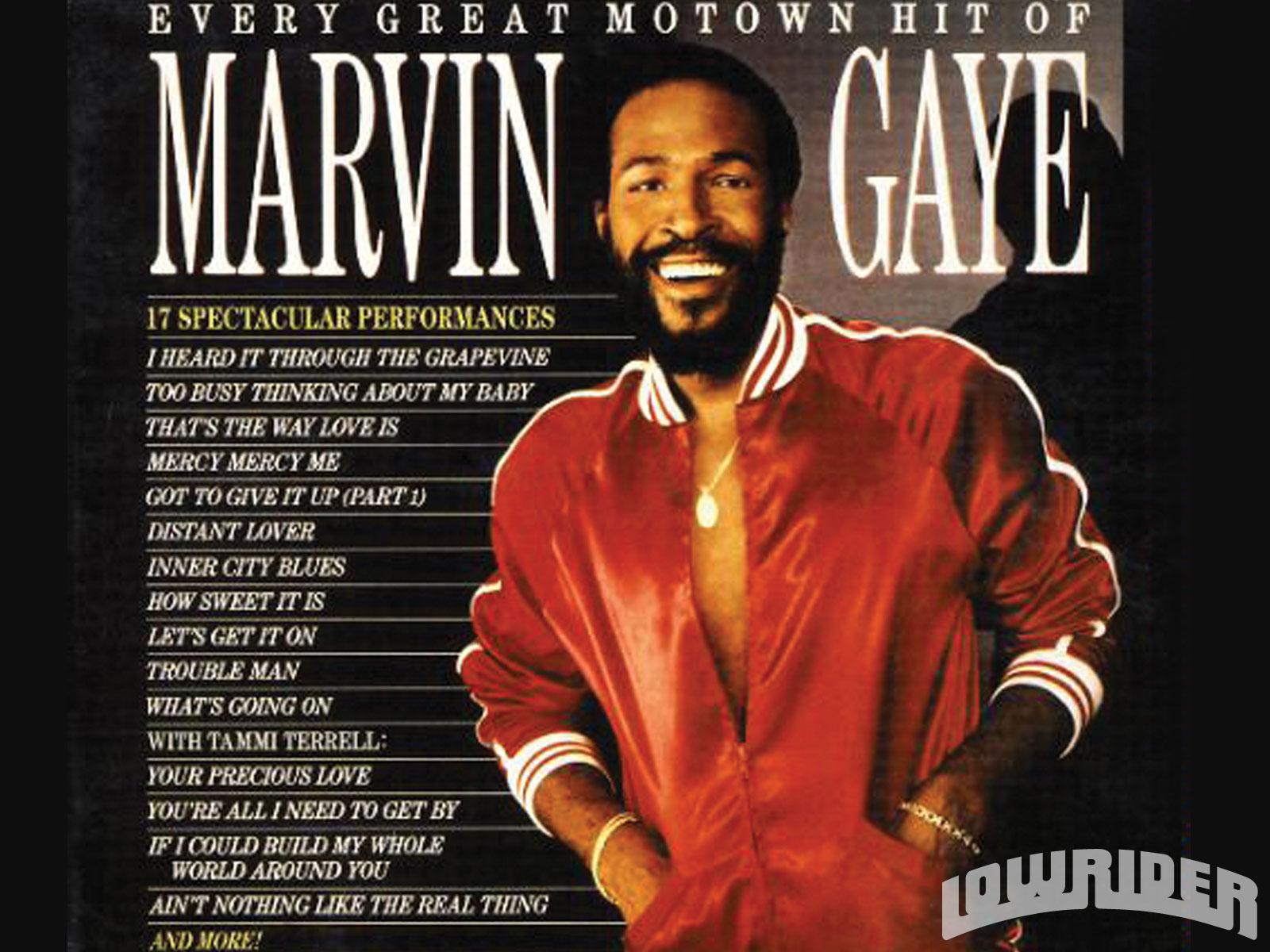 Marvin Gaye Motown Hit