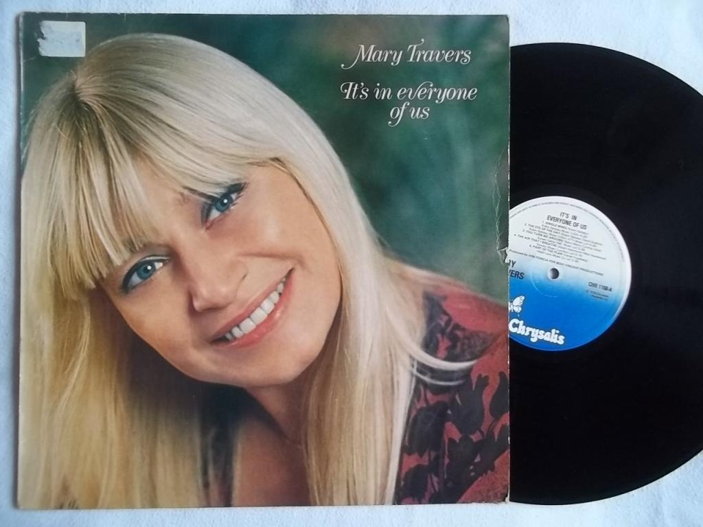 Mary Travers - It's In Everyone Of Us