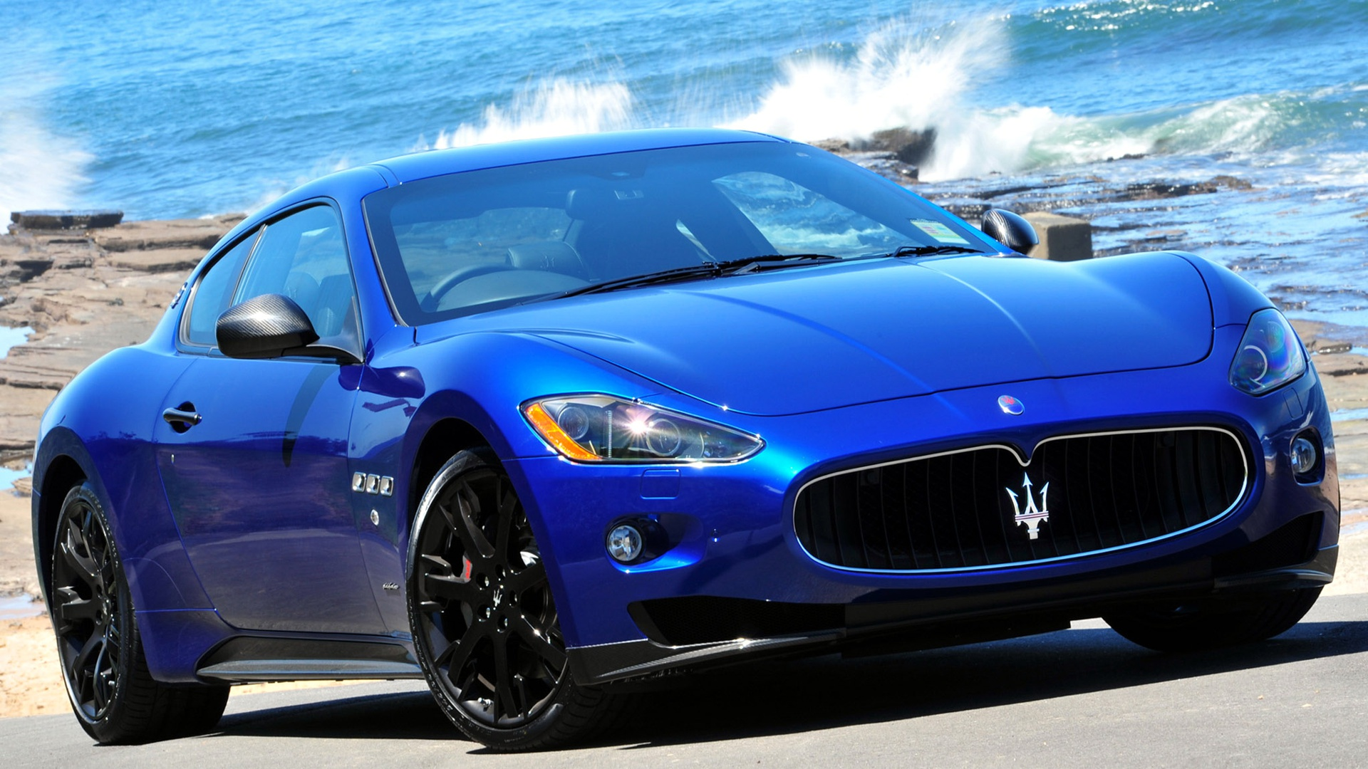 wonderful Maserati GranTurismo high resolution wallpaper download images