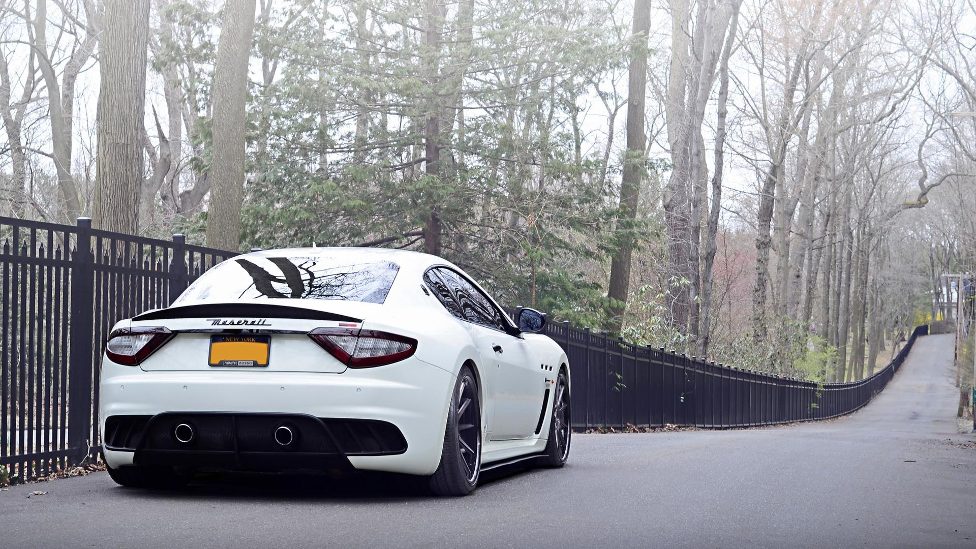 Maserati granturismo bodykit