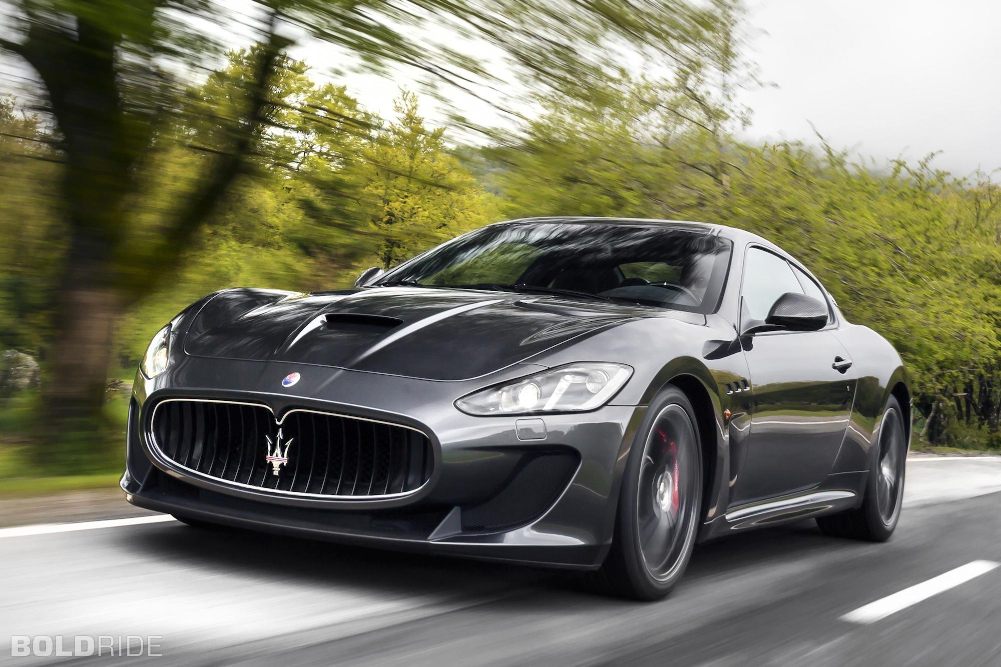 Maserati GranTurismo Photo