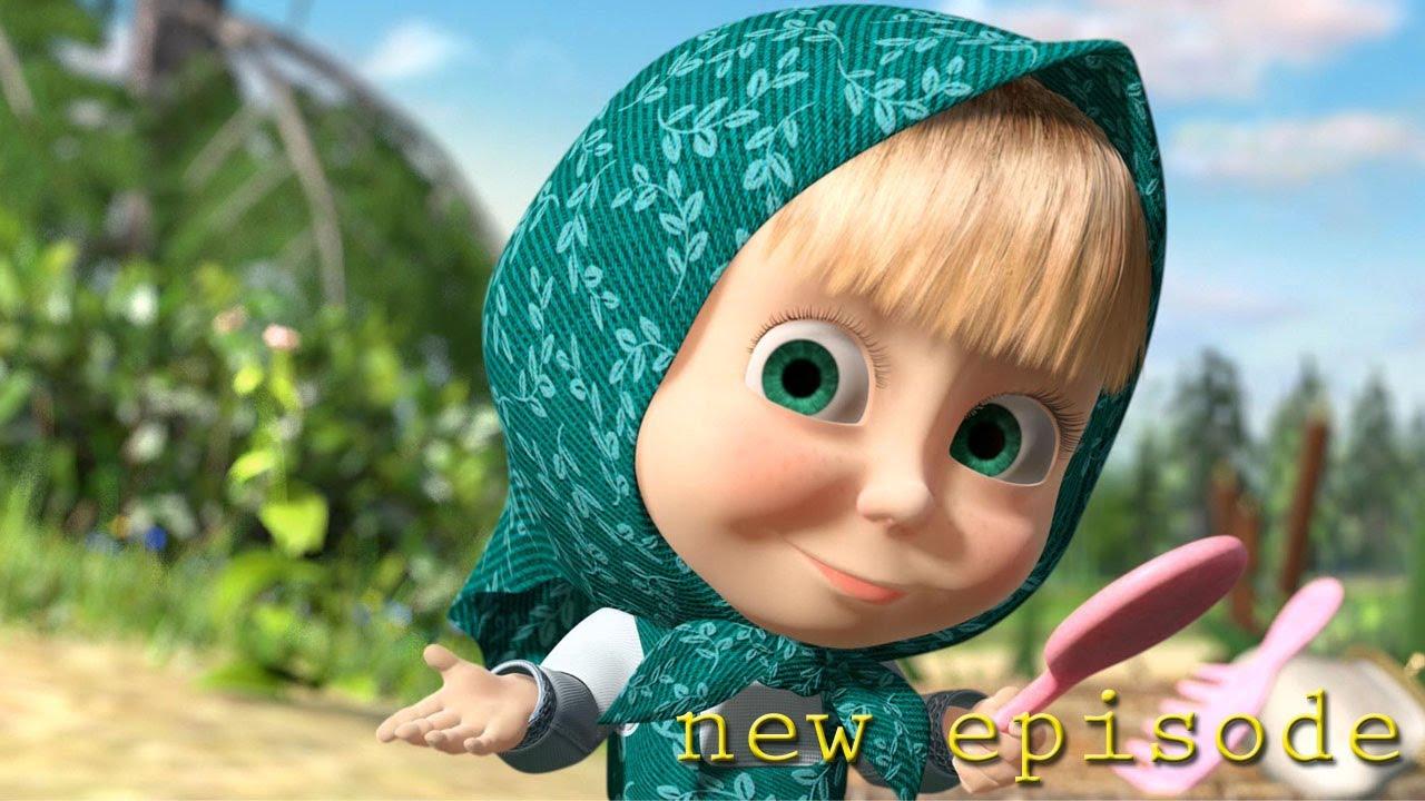 Masha and the Bear - New Episode 2014