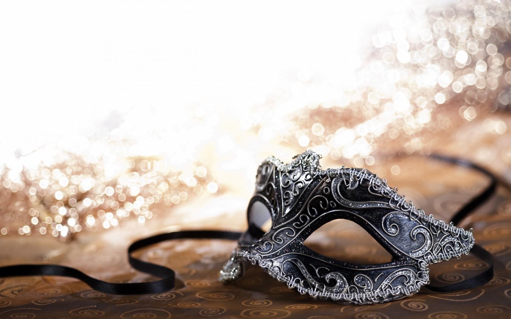 Mask Black Carnival