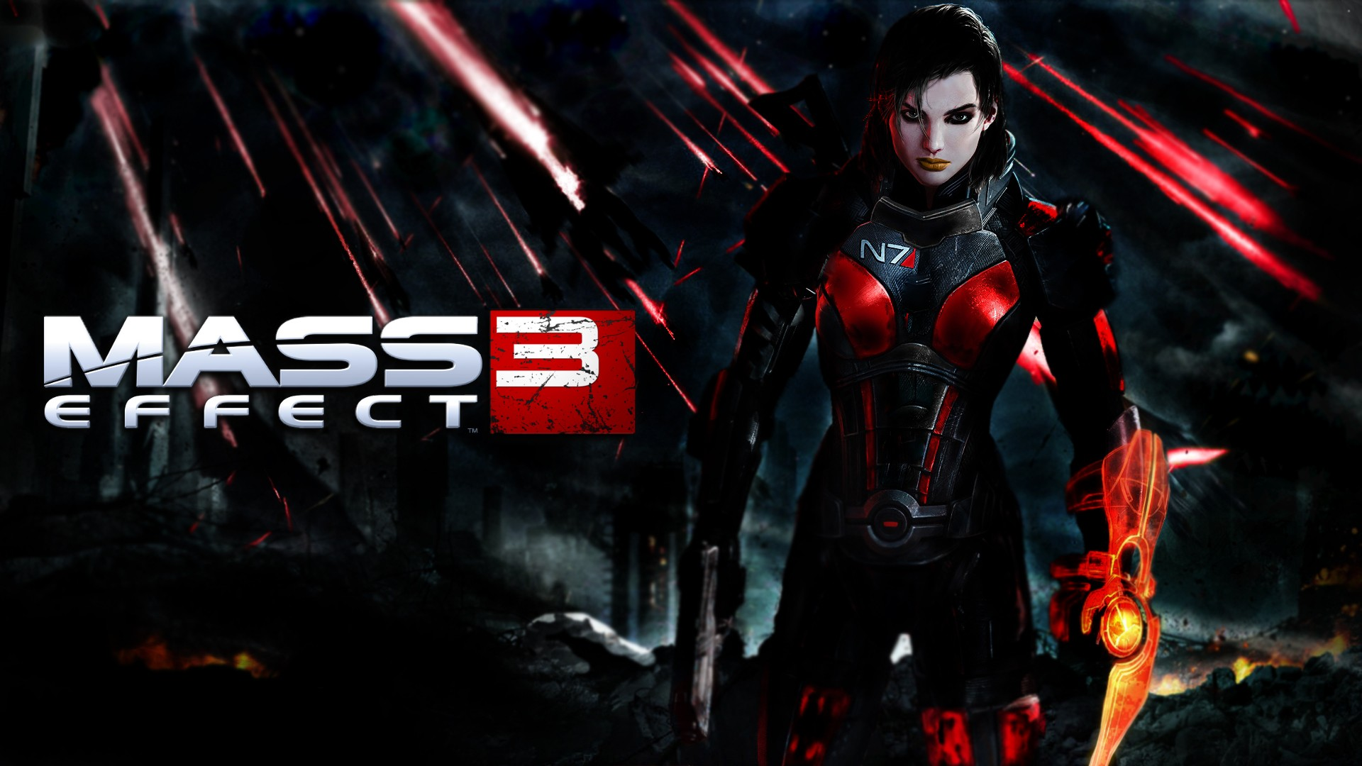 Mass Effect 3 Wallpaper 1920x1080 42880