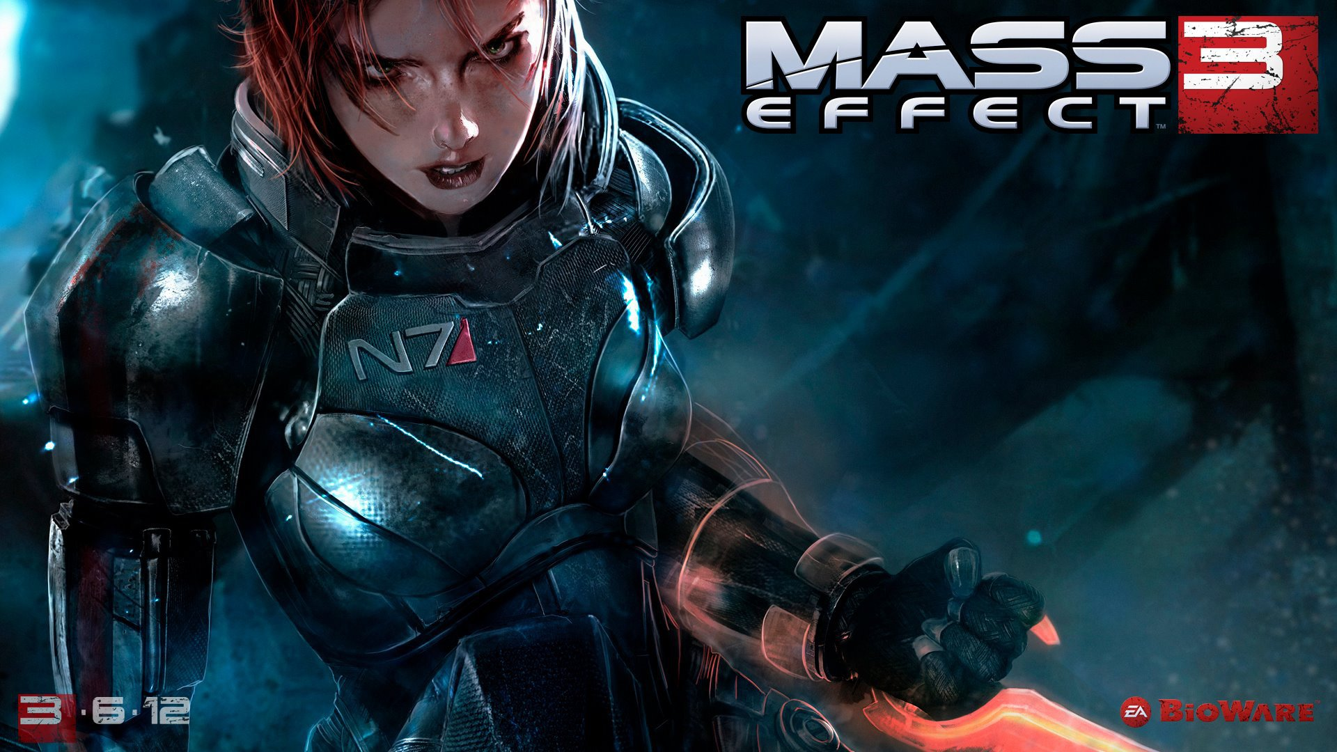 """For comparison, I've also included the far superior """"Reinstated"""" trailer, which features the female Shepard. Mass Effect 3 hits Xbox 360, PlayStation 3, ..."""