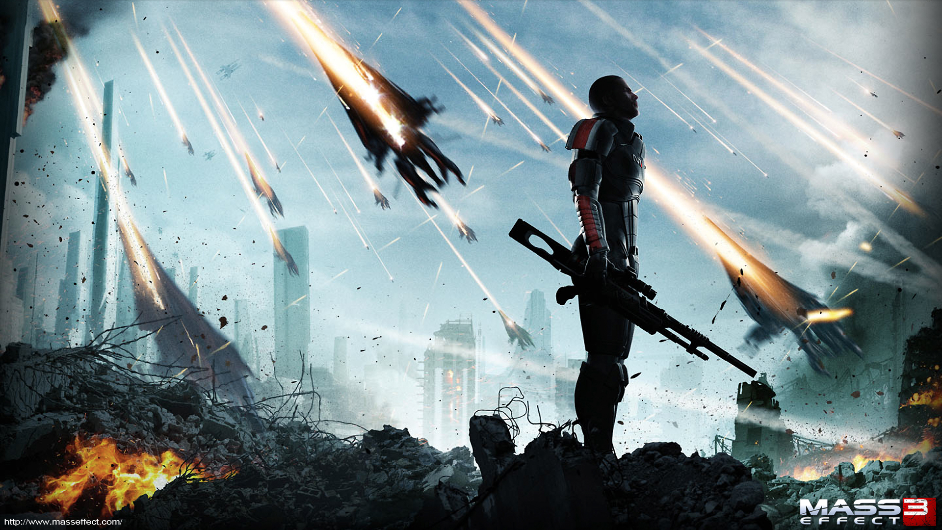 Mass Effect 3 and the terrible, horrible, no good, very bad ending - That VideoGame Blog