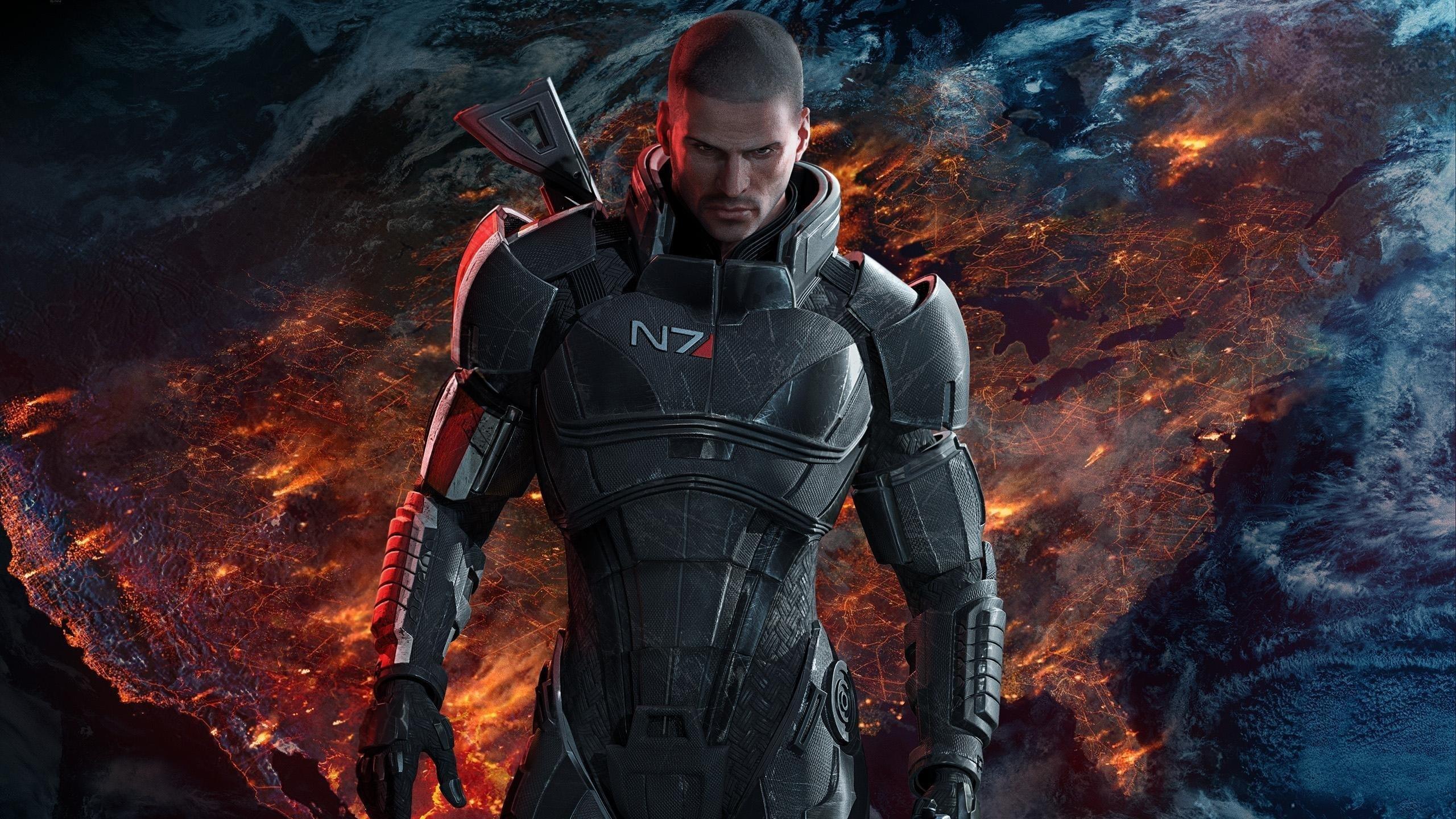 Mass Effect Director Casey Hudson Leaves BioWare