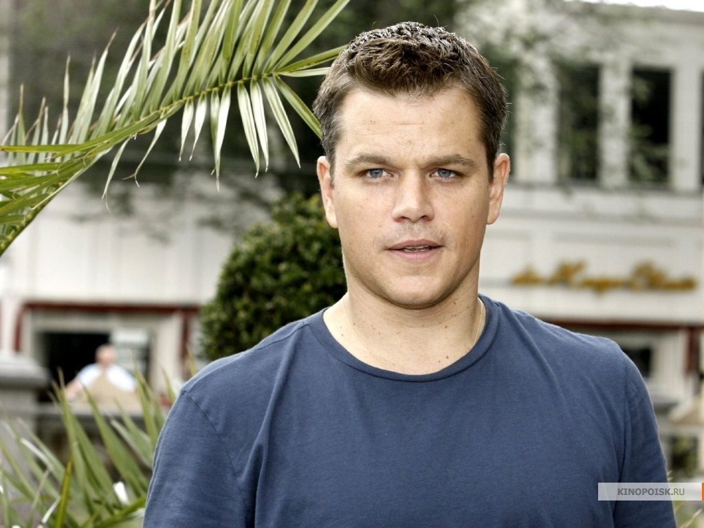 Matt damon wallpaper 1024x768 41883 for Matt damon young