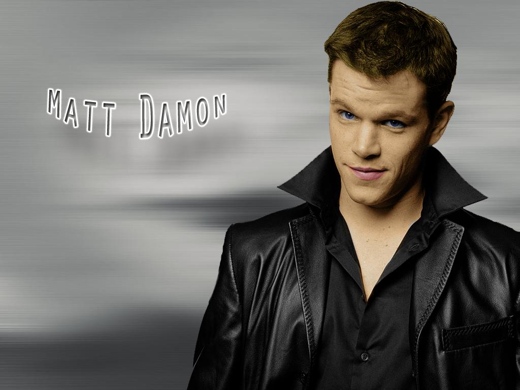 Matt - matt-damon Wallpaper