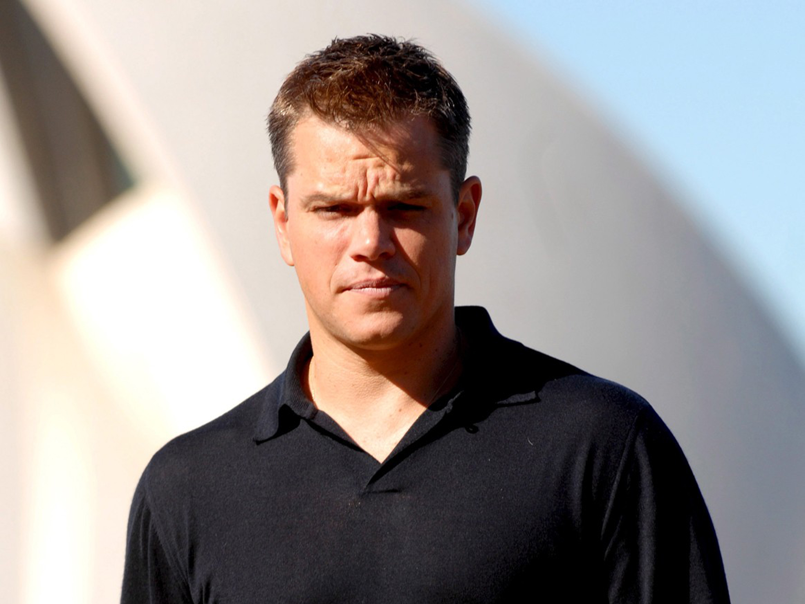 Matt Damon Wallpaper Hd 3 Thumb