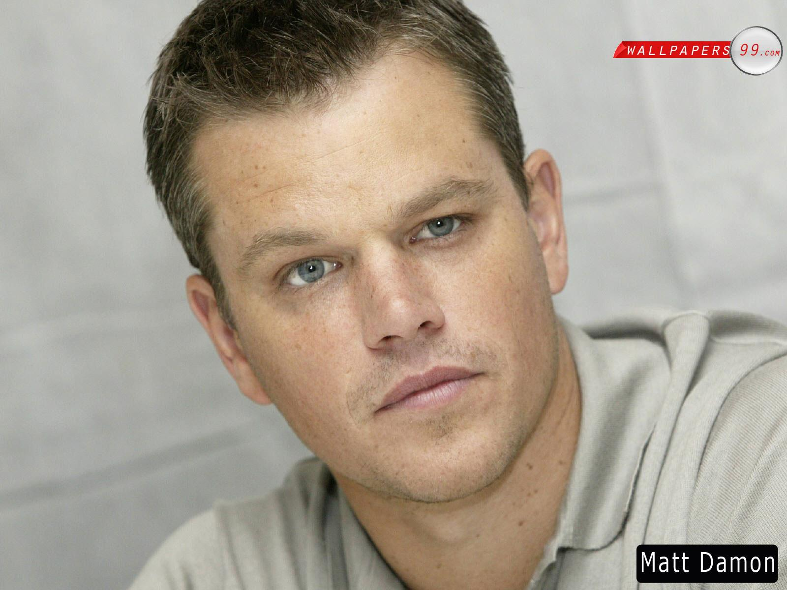 Matt Damon 1600x1200 22639 Wallpapers