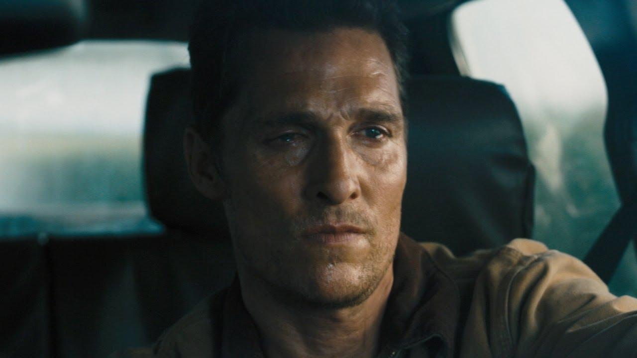 Interstellar Trailer Official - Matthew McConaughey