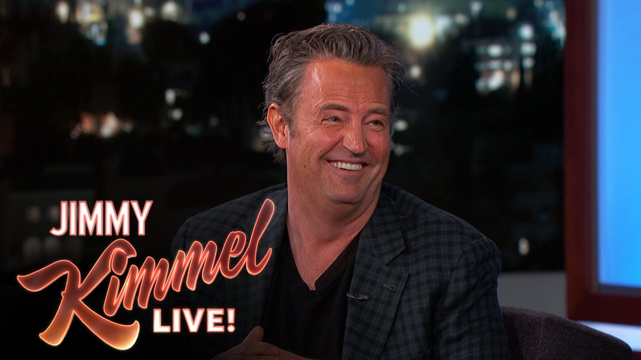 Matthew Perry Played Poker at 6:45am