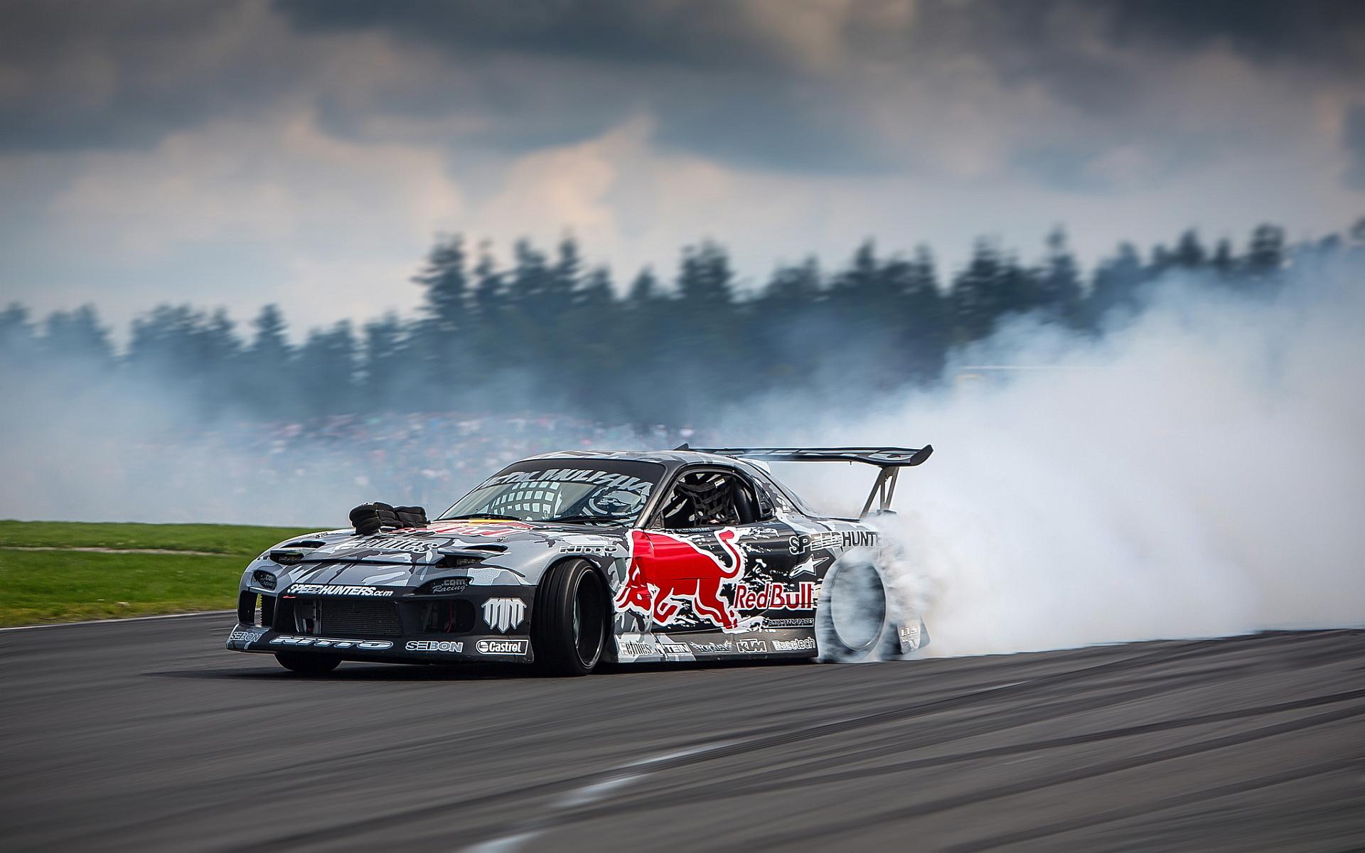Mazda rx7 drift