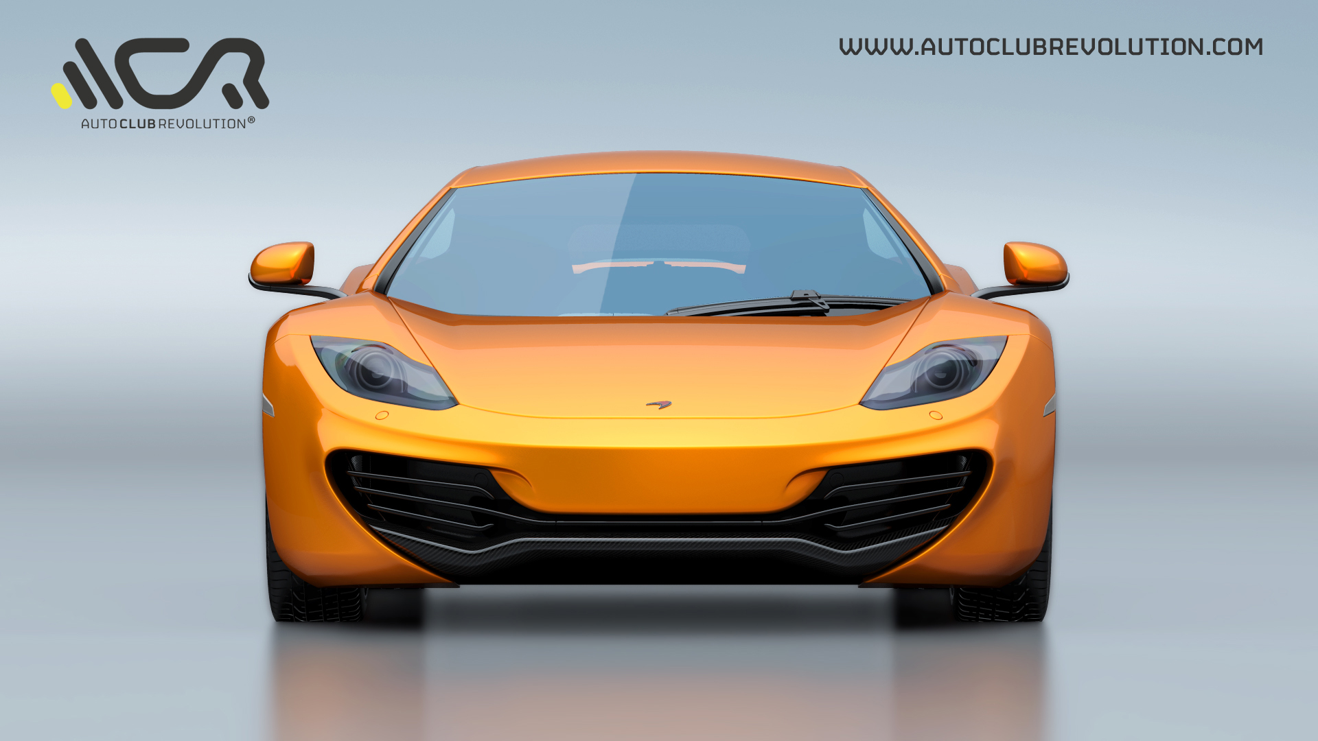 McLaren MP4-12C Comes to Auto Club Revolution®