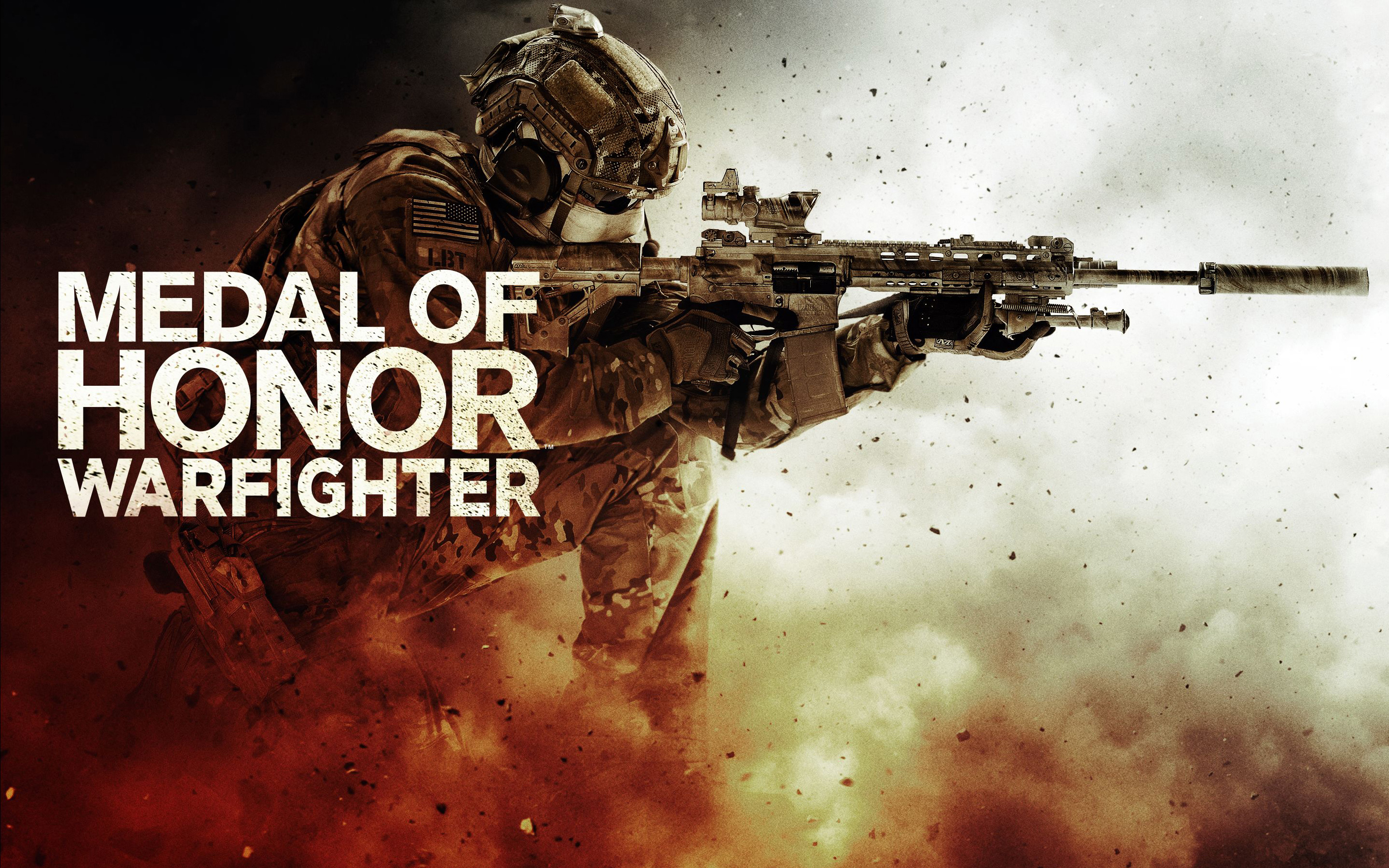 Medal of Honor Warfighter Game
