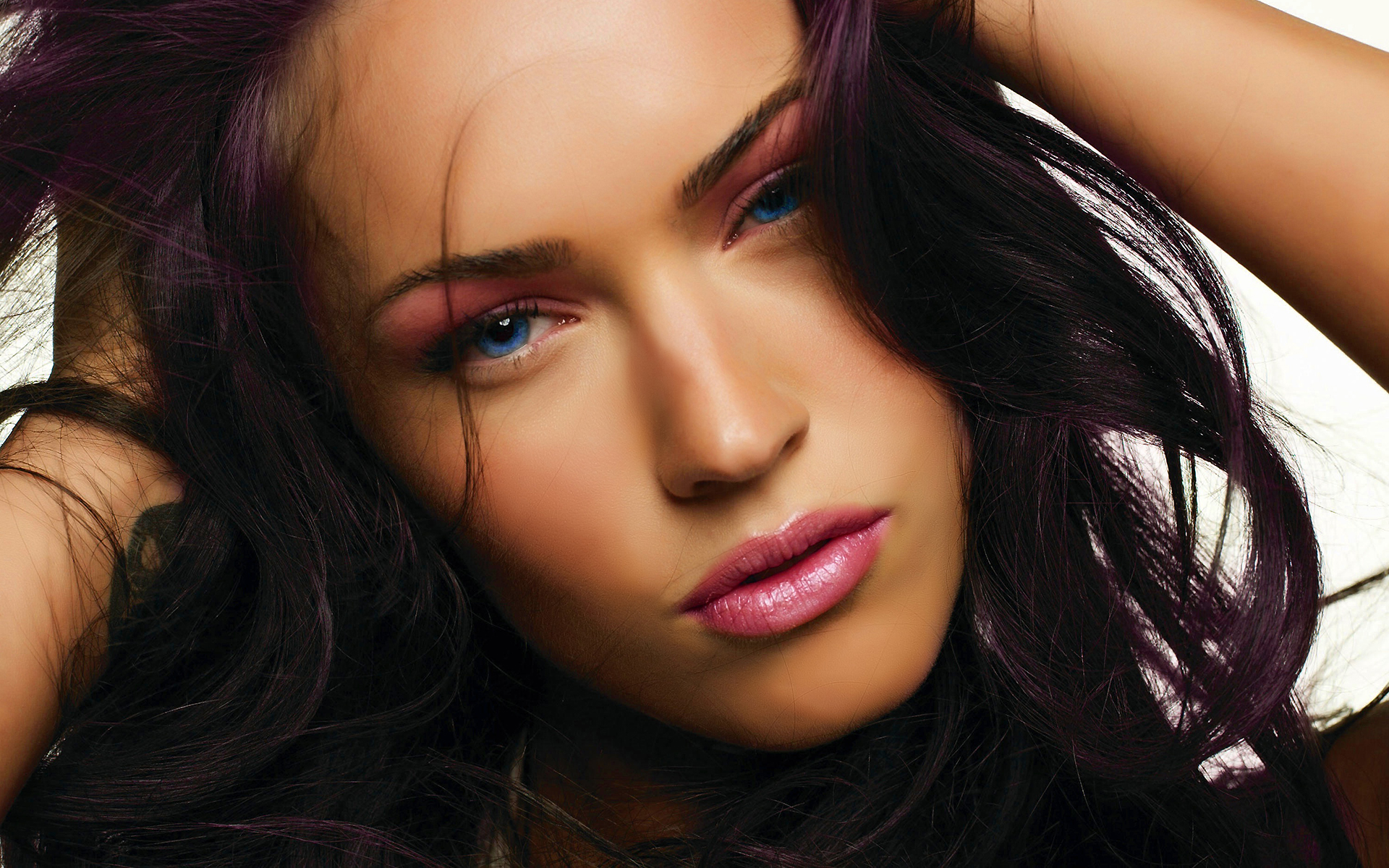 Megan fox hot face