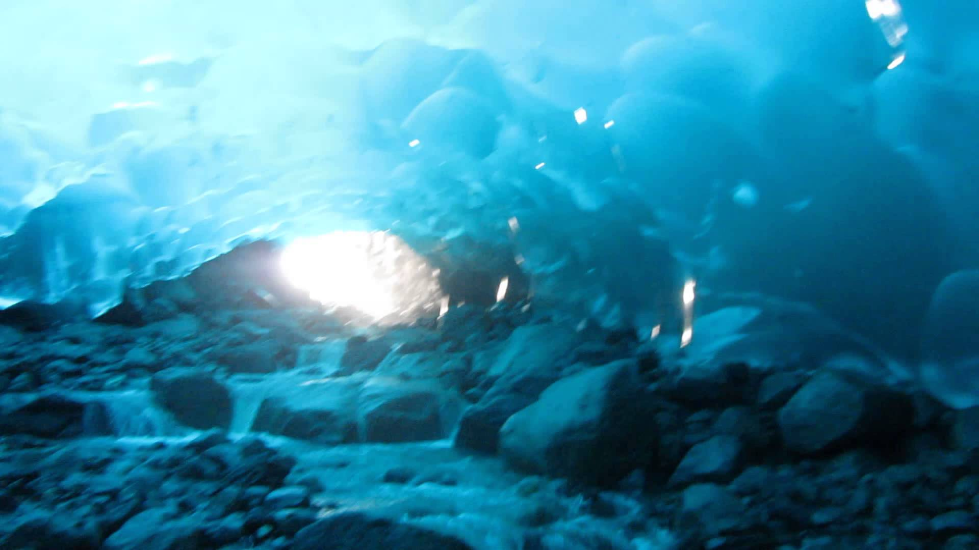 2 Seconds - Literally - of Mendenhall Ice Cave