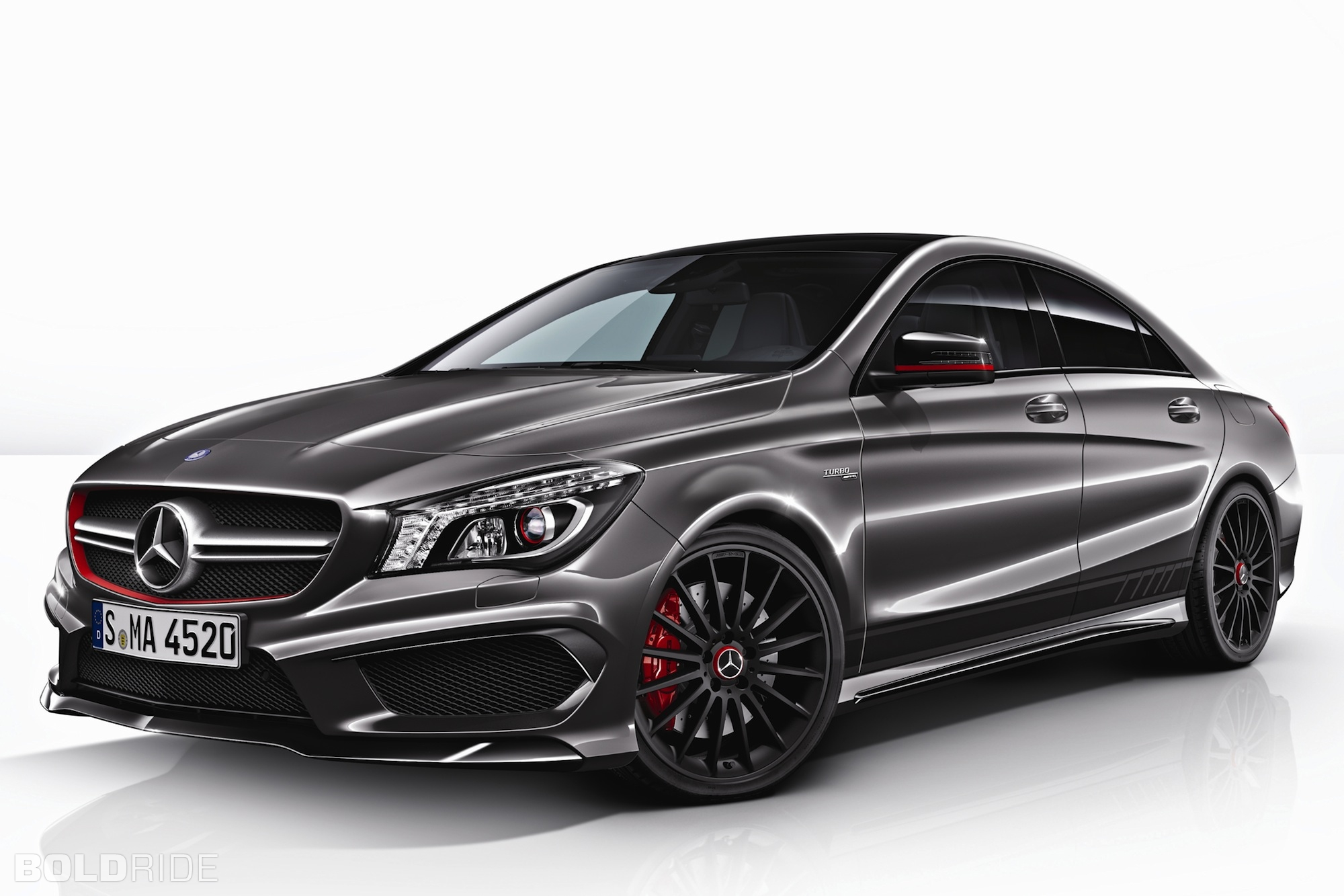 2014 Mercedes-Benz CLA45 AMG Edition 1 1024 x 770