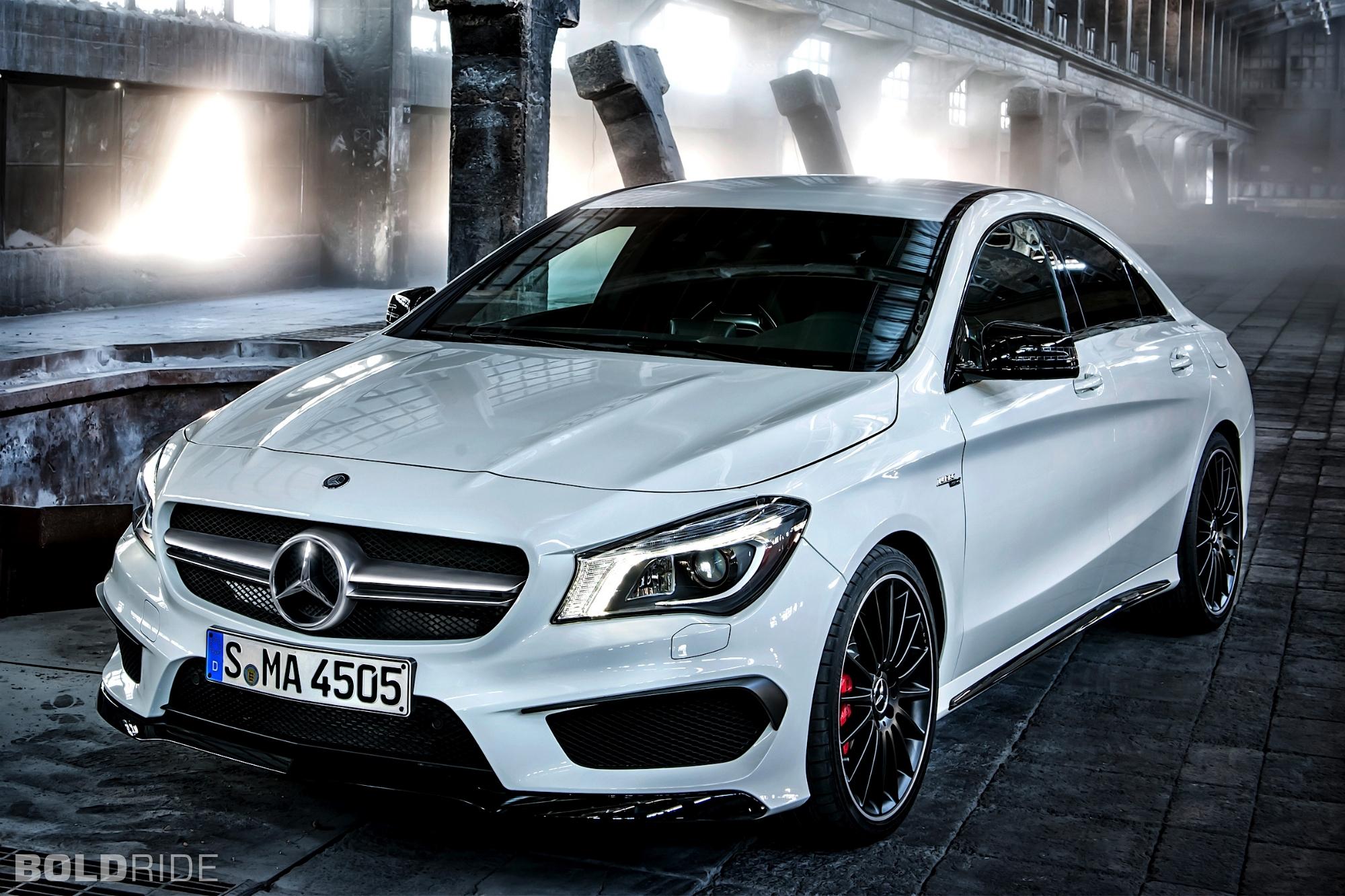 2014 Mercedes-Benz CLA45 AMG 1280 x 1080