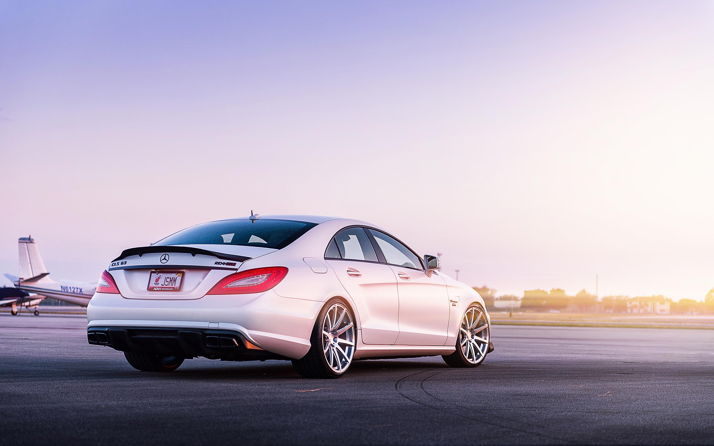 Mercedes cls 63 renntech