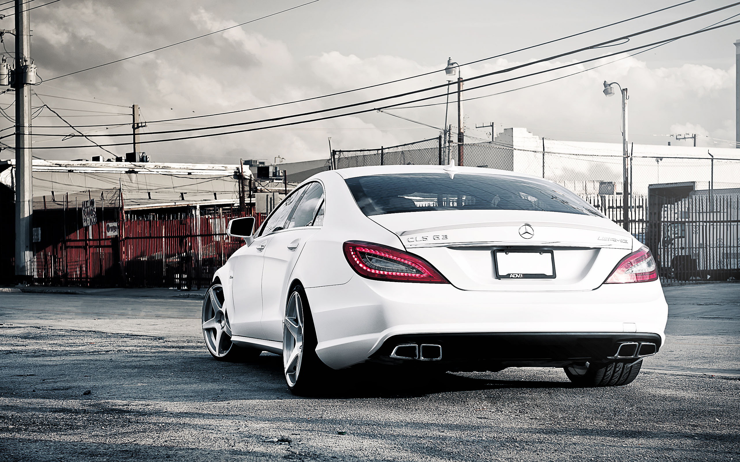 Mercedes CLS63 Pictures