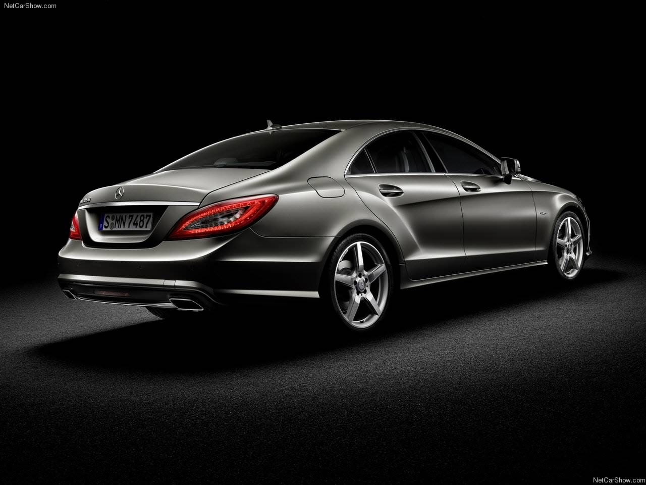 Mercedes-Benz CLS Car