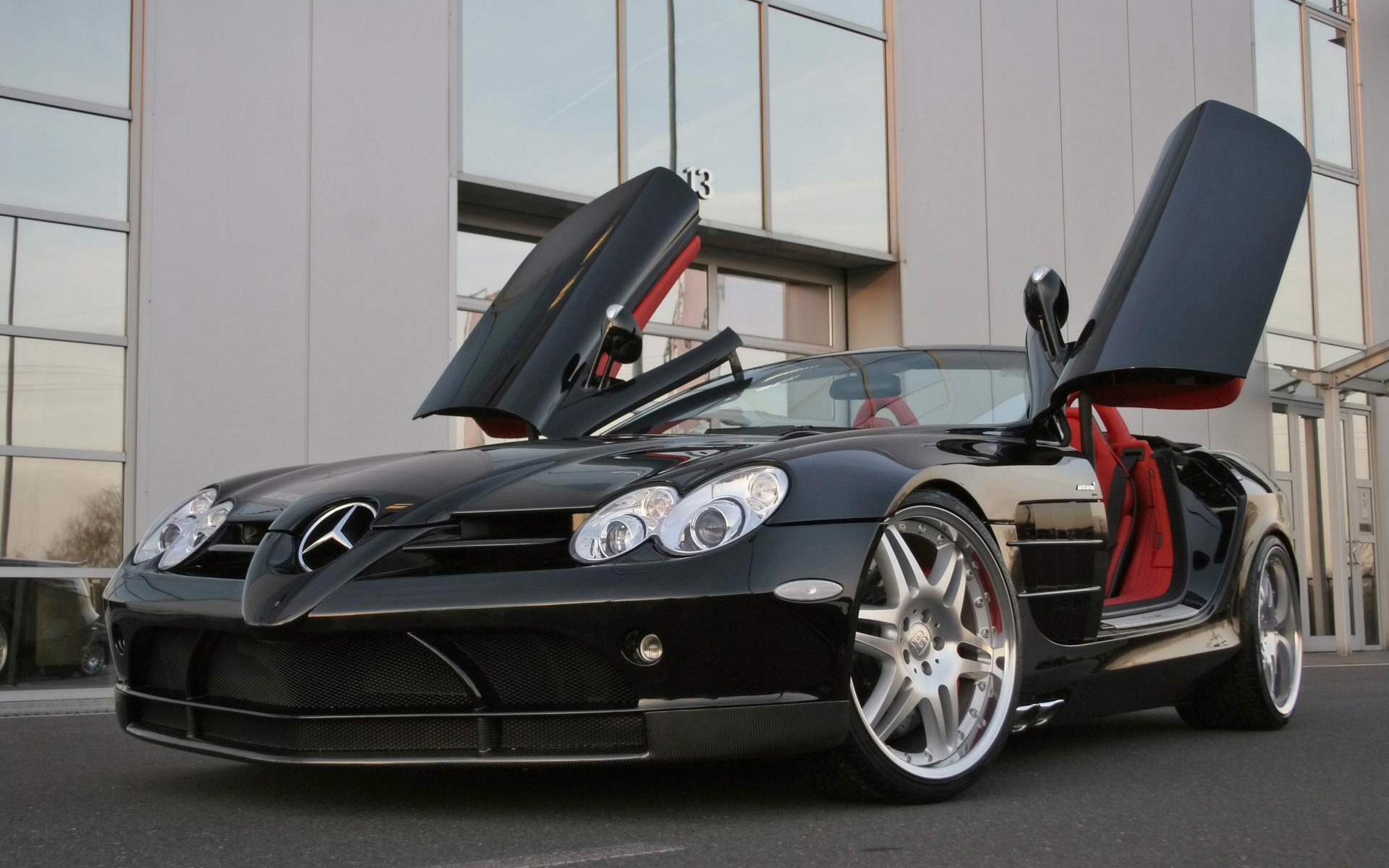 Mercedes-Benz SLR McLaren Car