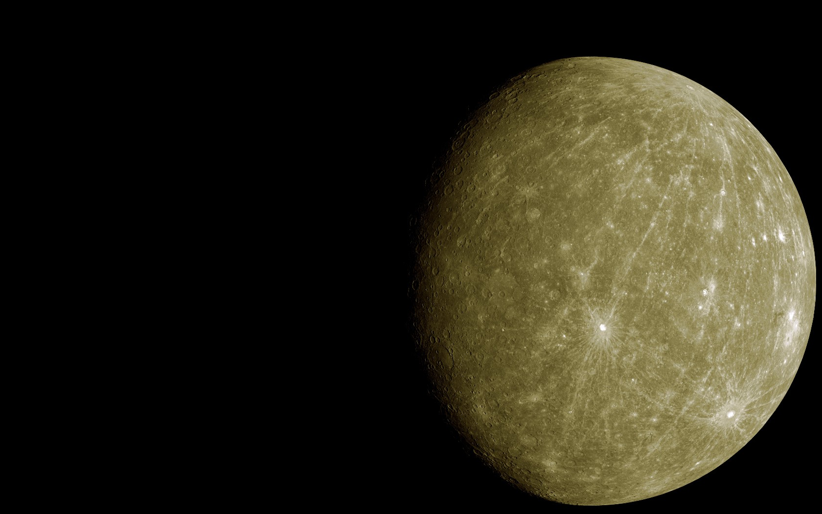 ... Mercury Wallpaper ...