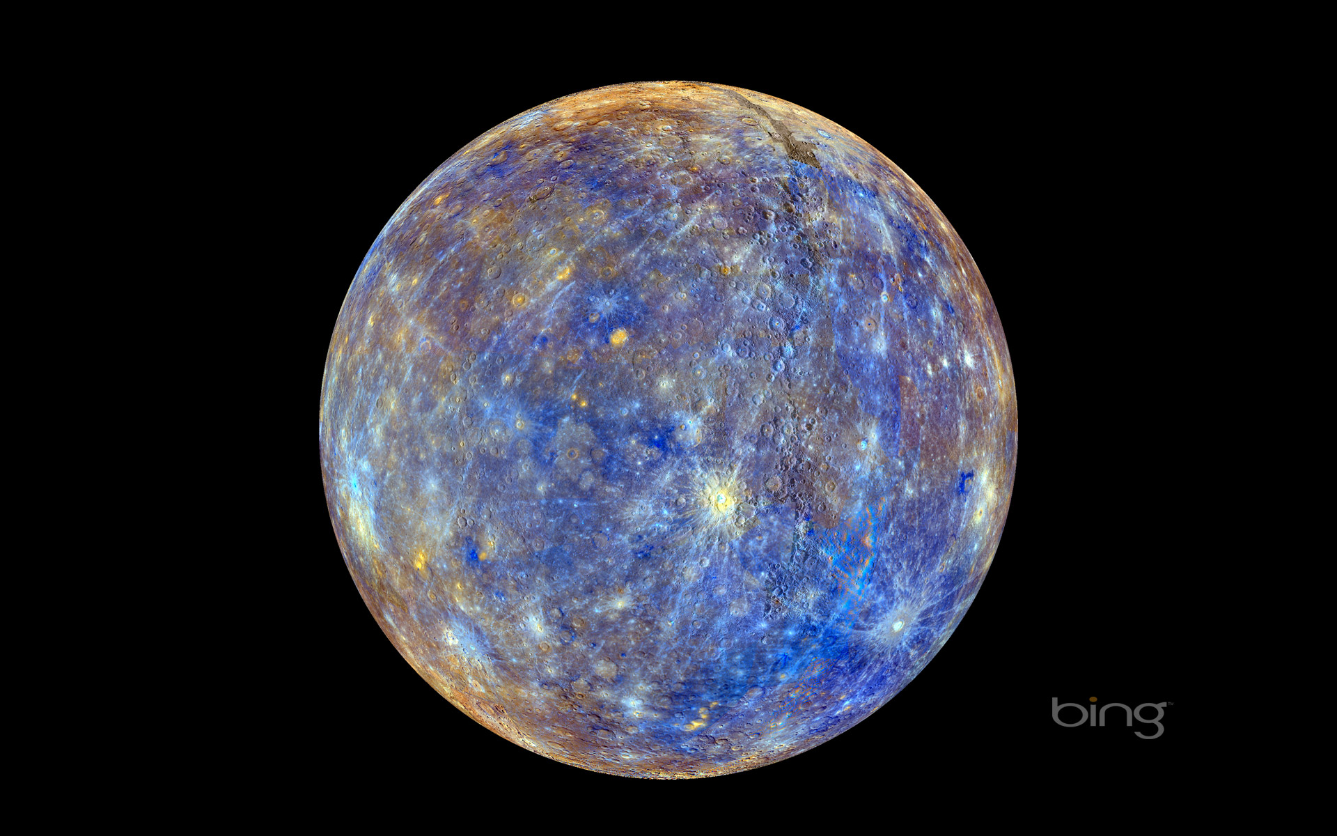 Mercury Wallpaper