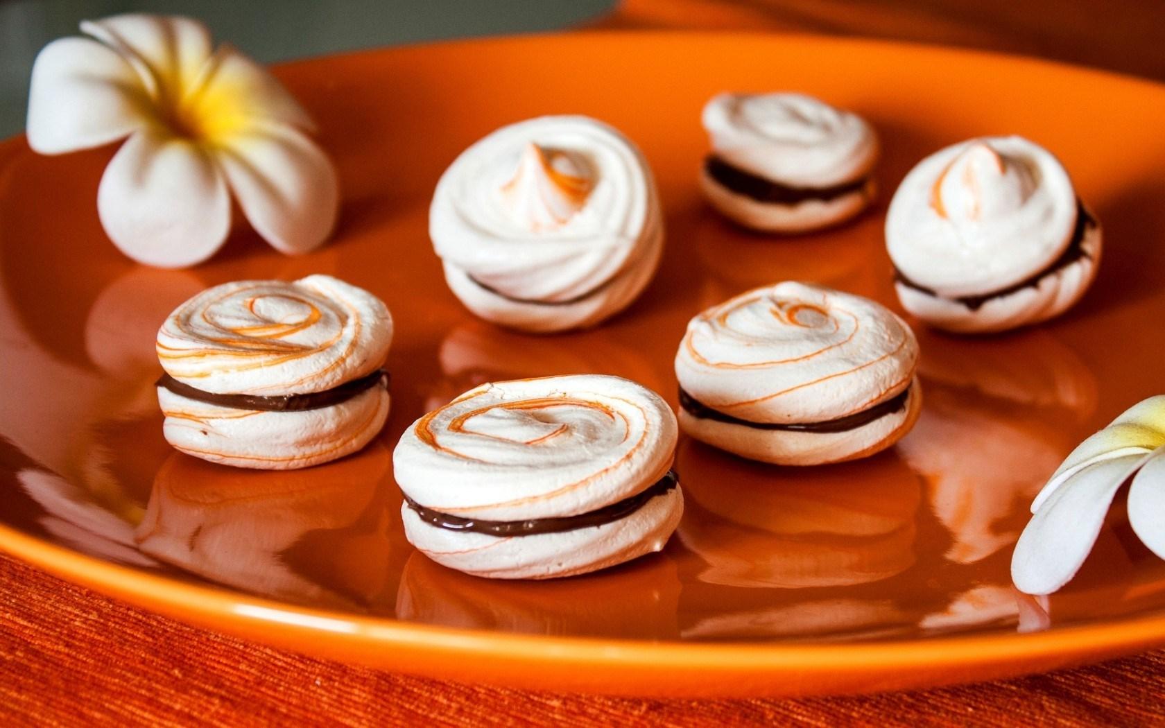 Meringue Sweets Dessert