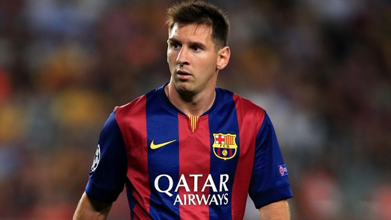 Messi's father plays down 'Barca exit' comments - Liga 2014-2015 - Football - Eurosport