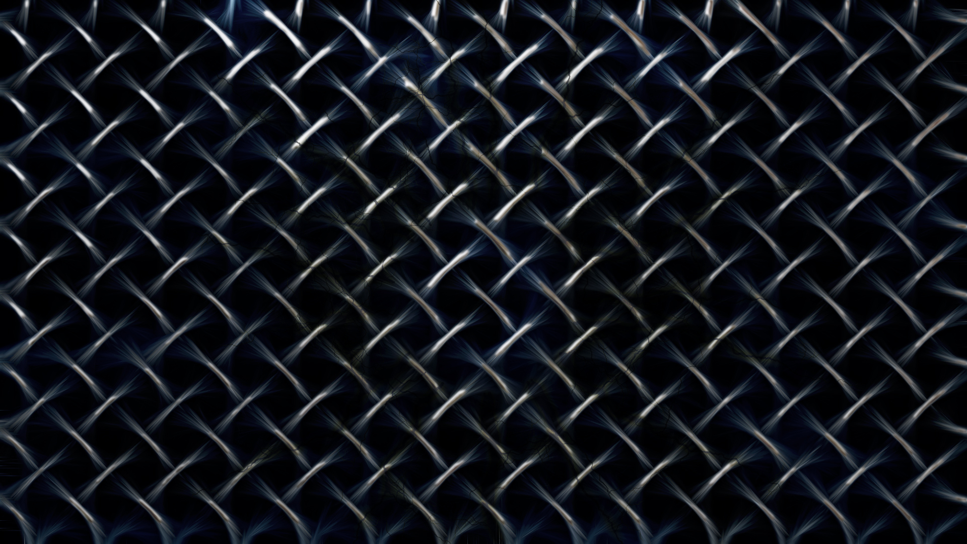 Metal Fence Wallpaper