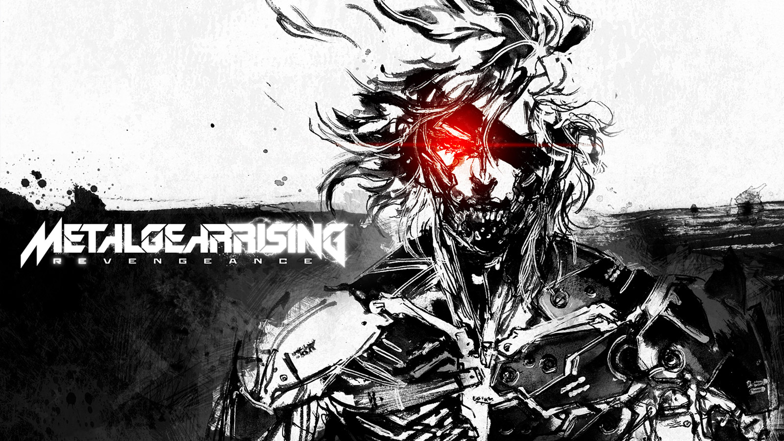 Metal gear revengeance art