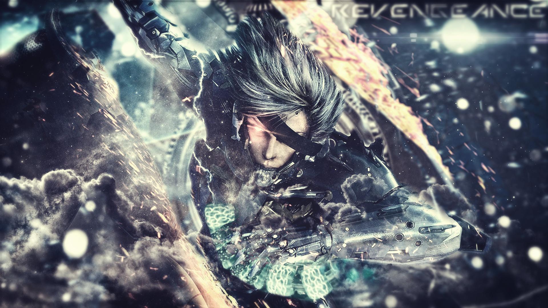 Metal Gear Rising Wallpaper 1920x1080 52573
