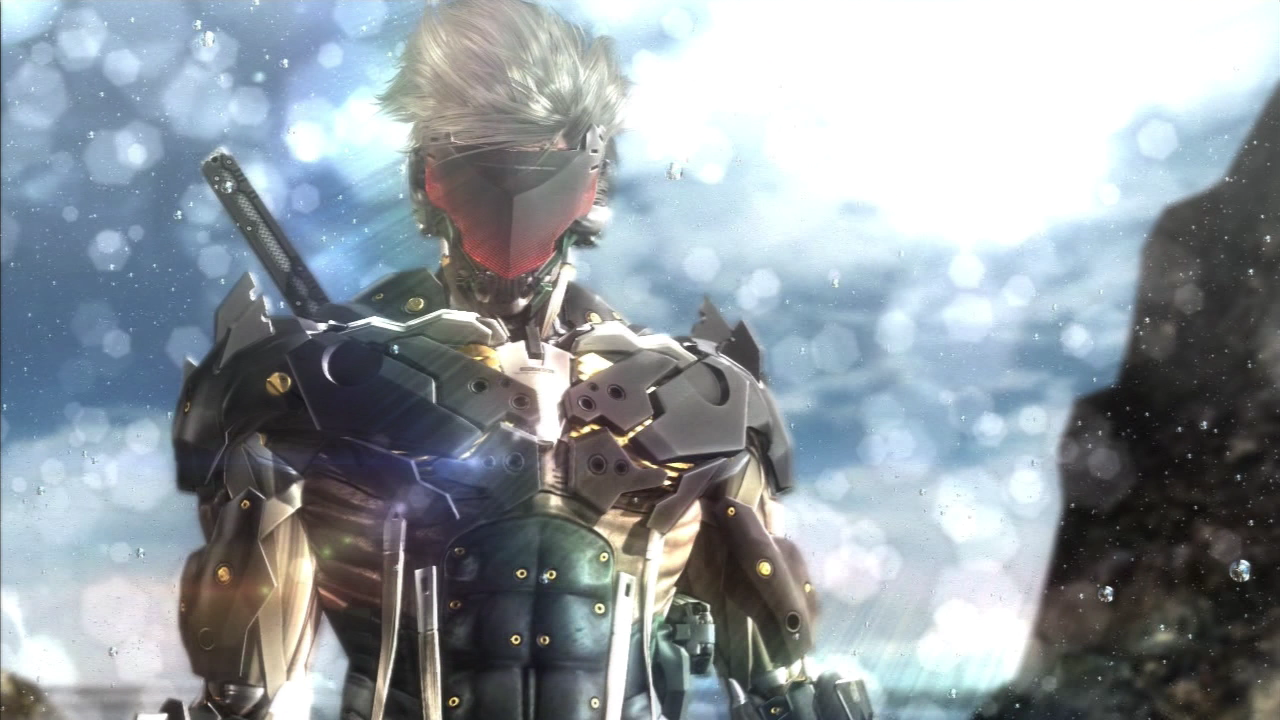 Metal gear rising wallpaper 1280x720 52577 metal gear rising voltagebd Choice Image